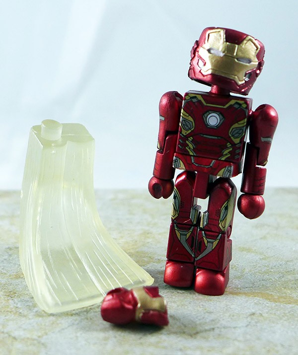 Iron Man MK 45 Loose Minimate (Marvel Age of Ultron Exclusive Box Set)