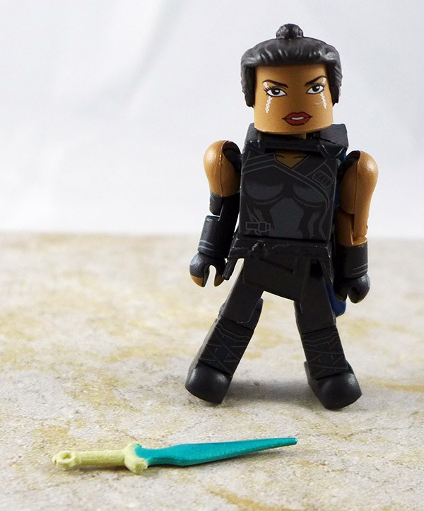 Valkyrie Loose Minimate (Marvel Thor: Ragnarok TRU Two Packs)