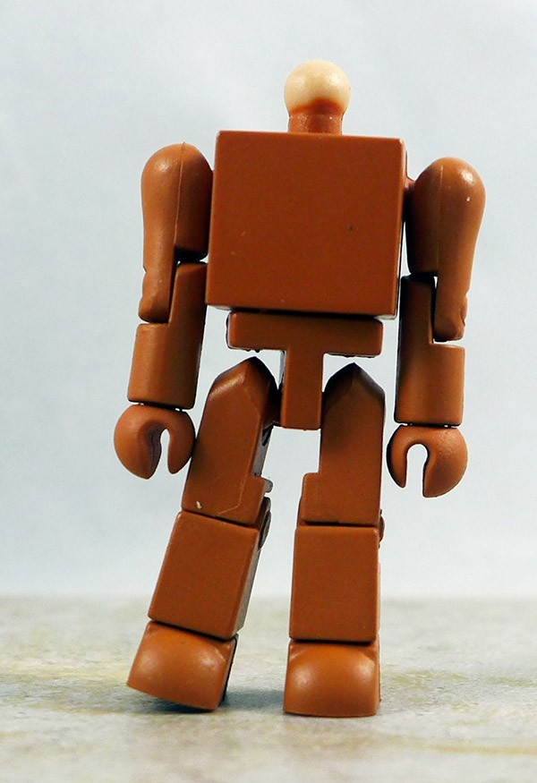 Brown Partial Loose Minimate