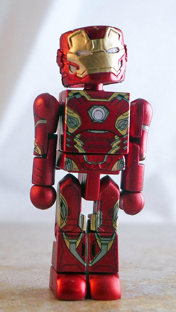 Iron Man Mk 45 Partial Loose Minimate (Marvel Age of Ultron Box Set)