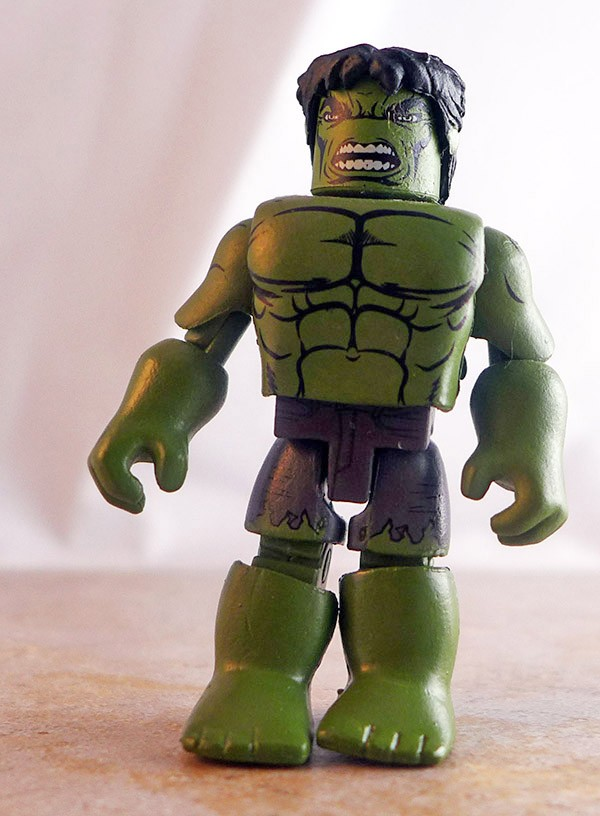 Hulk Partial Loose Minimate (Marvel Wave 45)