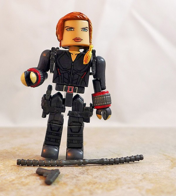 Black Widow Partial Loose Minimate (Marvel Walgreens Avengers Endgame Two Packs)