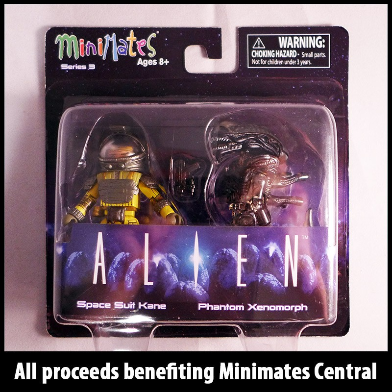 Space Suit Kane & Phantom Xenomorph Aliens TRU Exclusive 2-Pack