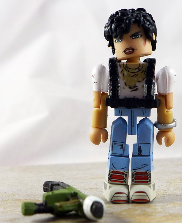 Rescue Mission Ripley Loose Minimate (Aliens Series 1)