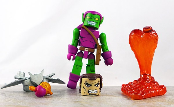 "Green Goblin Loose Minimate (Marvel ""Best of Wave 1"")"