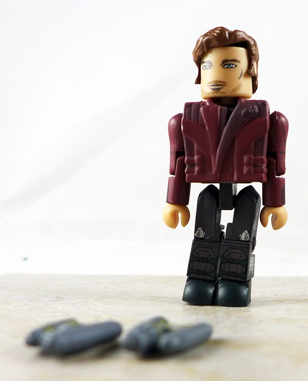 Star-Lord Loose Minimate (Marvel Walgreens Infinity War Wave 1)