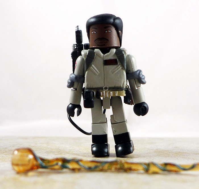 Winston Zeddemore Loose Minimate (Ghostbusters Box Set Series 2)