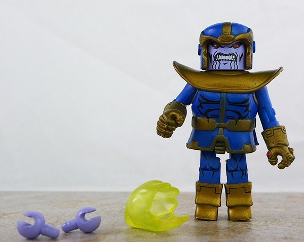 Thanos Loose Minimate (Marvel Infinity Gauntlet Box Set)