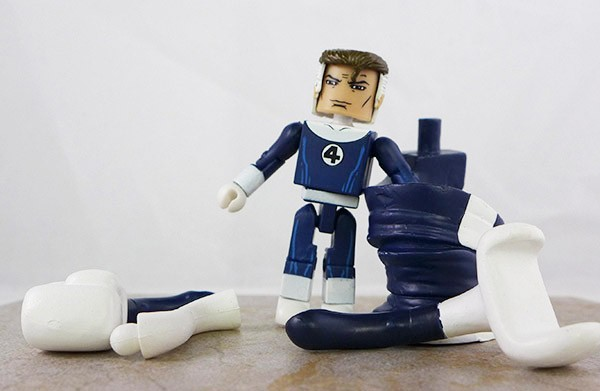 """Stretch Punch"" Mr. Fantastic Loose Minimate (Marvel Wave 48)"
