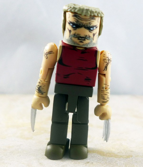 Old Man Logan Partial Loose Minimate (Wolverine Through the Ages Box Set)