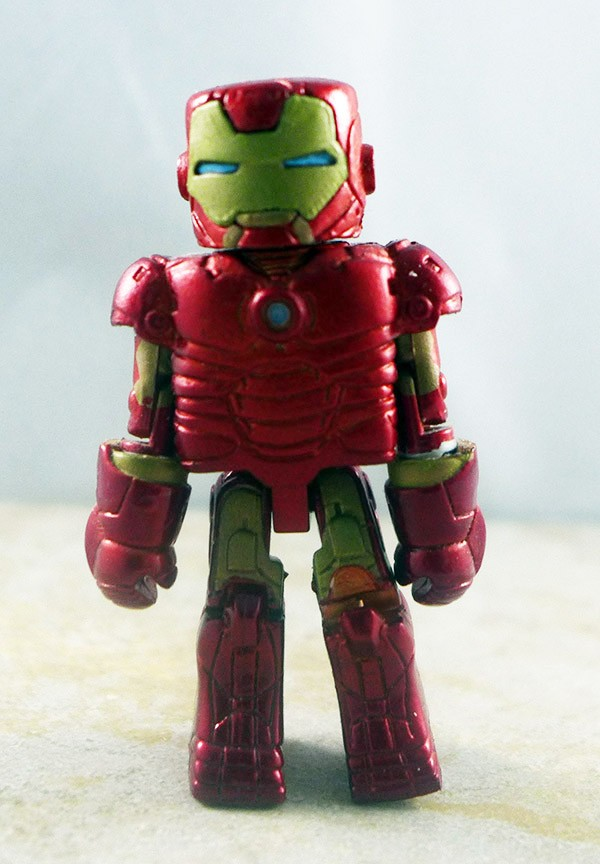 Mark III Iron Man Partial Loose Minimate (Wave 21)