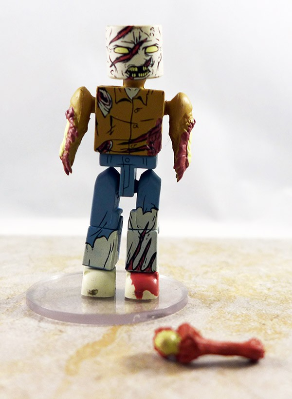 Mauled Zombie Partial Loose Minimate (Walking Dead TRU Wave 7)