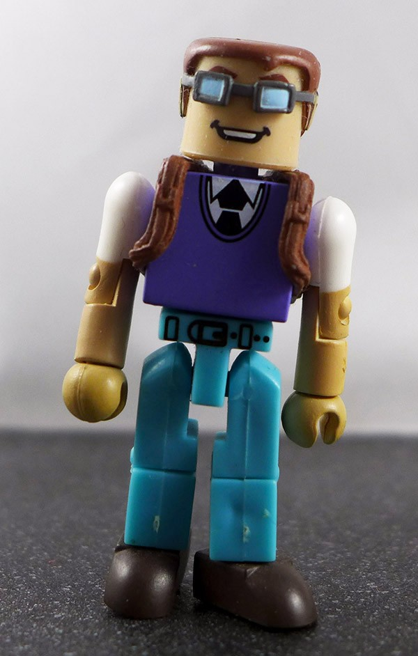Peter Parker Loose Minimate (Marvel Exclusive 2 Packs)
