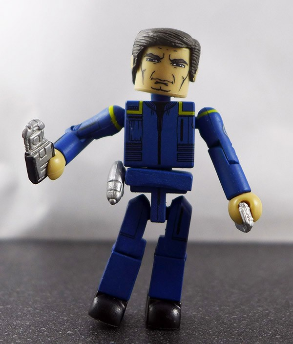 Captain Archer Loose Minimate (Star Trek Legacy Wave 1)
