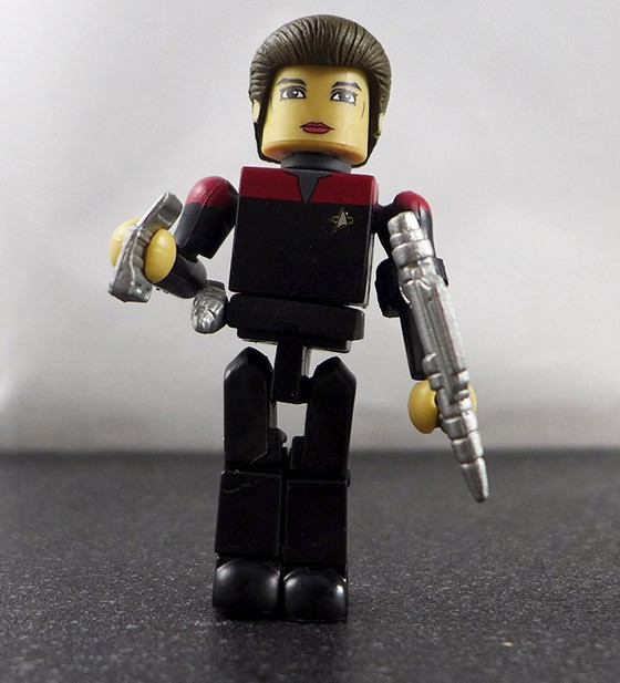 Captain Janeway Loose Minimate (Star Trek Legacy TRU Wave 1)