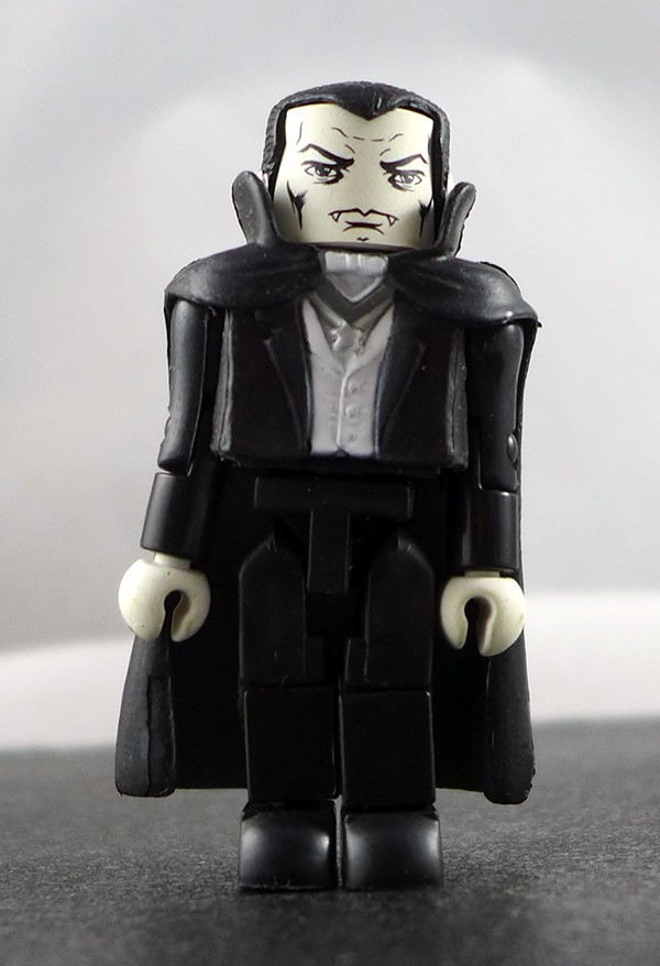 Dracula (Black and White) Loose Minimate (Universal Monsters TRU Wave 2)
