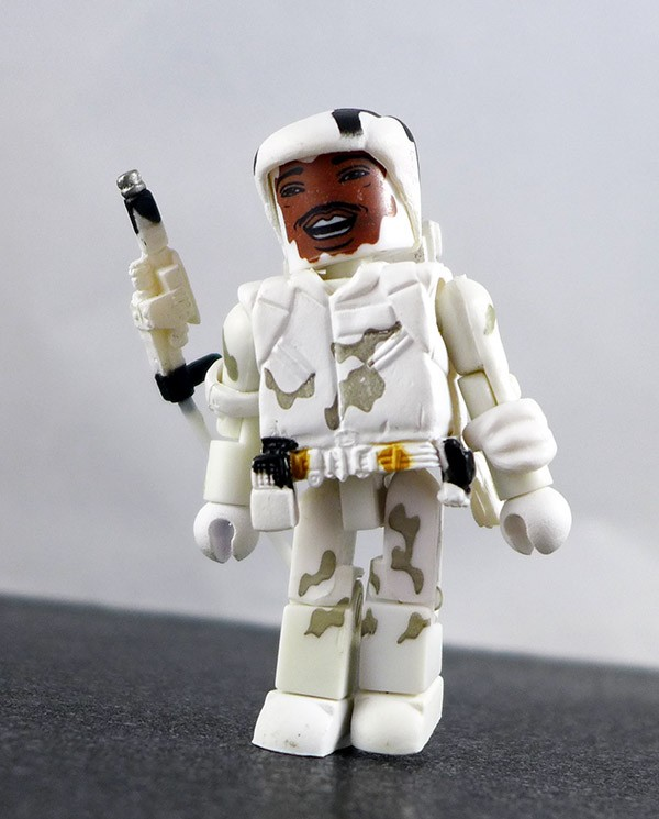 Gooey Winston Zeddemore Loose Minimate (Ghostbusters Box Set Series 3)