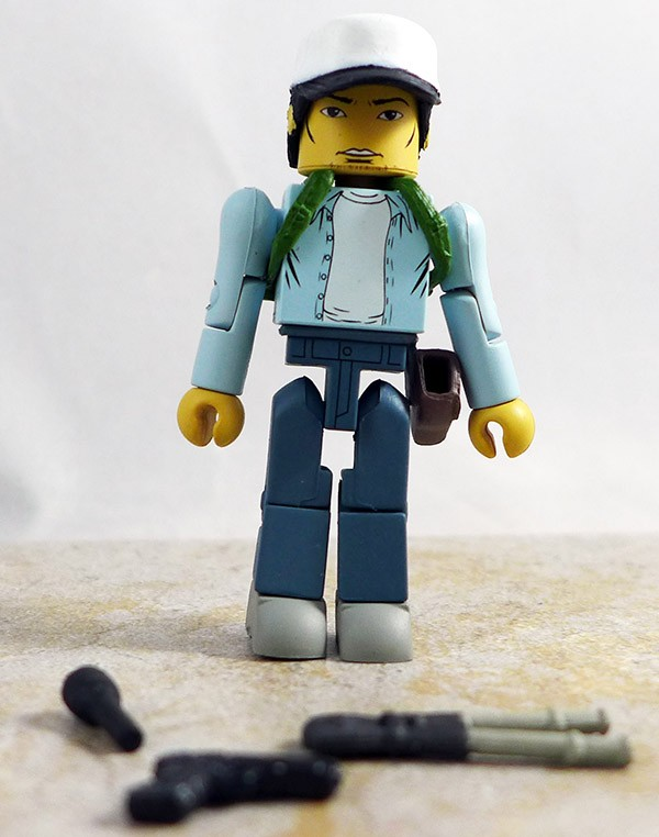 Glenn Loose Minimate (Walking Dead TRU Wave 1)
