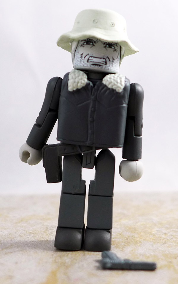 Winter Coat Dale (Black and White) Loose Minimate (Walking Dead Halloween ComicFest Exclusive)