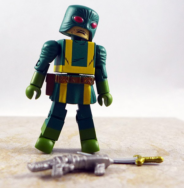 Marvel Minimates Series 54 Hydra Elite
